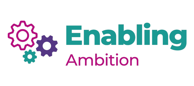 Enabling Ambition Button