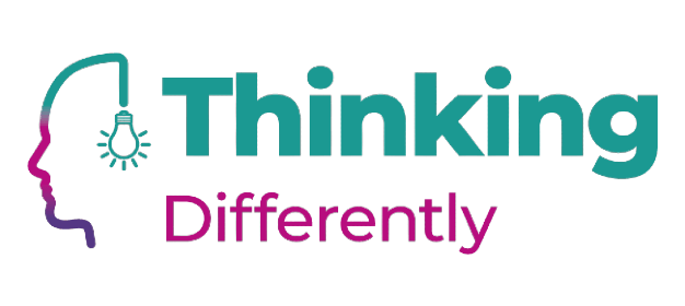 Thinking Differently Button