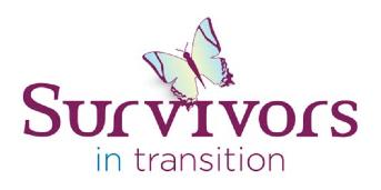survivors in transition logo