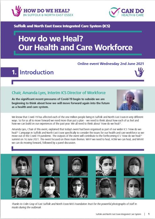 HDWH Workforce