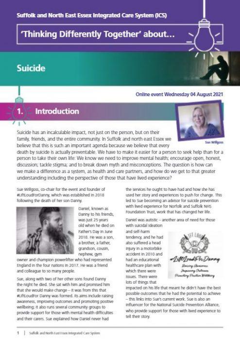 Suicide TDT